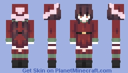 Mr Grinch, why don't you like Christmas? Minecraft Skin