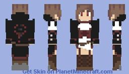 Dianne Evercrest Minecraft Skin