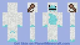 Show man Minecraft Skin