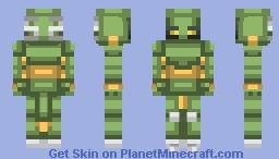 Echoes ACT 2 | Diamond is Unbreakable Minecraft Skin