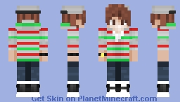 December/Christmas Skins | Part 1/3 | Reskin Minecraft Skin