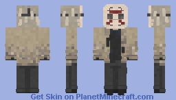 Jason Voorhees || Friday The 13th || 1980 - 2013 Minecraft Skin