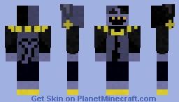Jevil - Deltarune Minecraft Skin