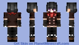 🎄Soaring Through The Sky, Look At That Lion Go!🎄[Voltron: Legendary Defender | Keith Kogane Winter + Hat Ver in Desc] Minecraft Skin