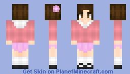 ❆𝓝𝓲𝓷𝓳𝓪𝓖𝓲𝓻𝓵2024❆ Little Wonders Minecraft Skin