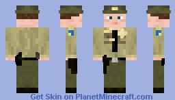Los Santos County Sheriff Minecraft Skin