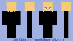 Minato In Progress Minecraft Skin