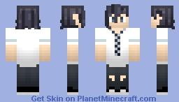 Yamato Kurosawa (Say I love you) Minecraft Skin