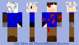 Animation Skin (Reccomended for animations) Minecraft Skin