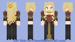 [LotC] French Rose Bearer Minecraft Skin