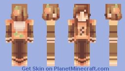 Autumn End Minecraft Skin