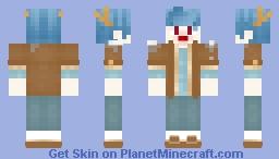 Rudolph Minecraft Skin