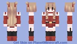 Santa baby Minecraft Skin