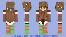 Merry Christmas... Minecraft Skin