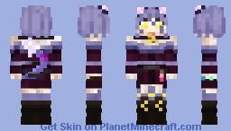 ViralNekoJaingShi Minecraft Skin