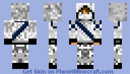 Winter Assassin Minecraft Skin