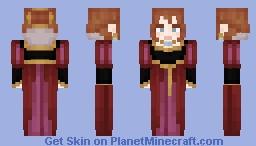 Lady Ravenstad [Skin trade w Halsi] Minecraft