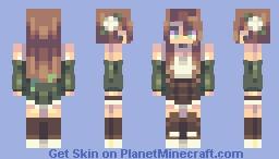 Sleigh Bells Ring Minecraft Skin