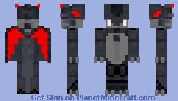 Zarkromence Minecraft Skin