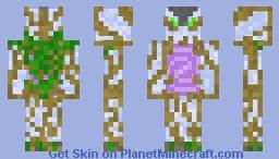 Life Elemental Minecraft Skin