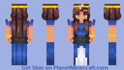 Princesses Jenna! Minecraft