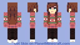 08 - Light hunting Minecraft Skin