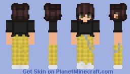 tiens-moi près et tiens-moi vite Minecraft Skin