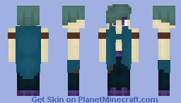 Dreaming Away{FANTASY CONTEST ENTRY} Minecraft Skin