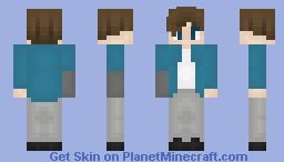 Hidden Games [REQUEST] Minecraft Skin