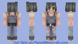 ☹ 𝔞𝔡𝔡𝔦𝔰𝔬𝔫   𝔪𝔬𝔯𝔢 𝔡𝔢𝔱𝔞𝔦𝔩𝔢𝔡 𝔰𝔥𝔞𝔡𝔦𝔫𝔤 ☹ Minecraft Skin