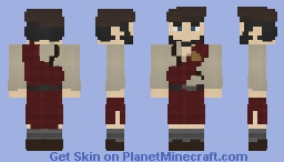 Kilt Minecraft Skin