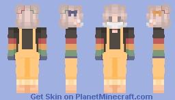 a skin :) Minecraft