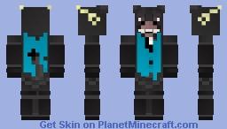 Boss the Bull - (FNaF Skin) - By Harper Minecraft Skin