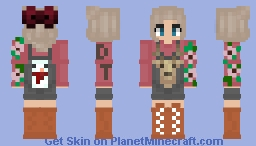 CaraRose Winter Skin