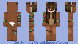 CHRISTMAS IS A COMING Minecraft Skin