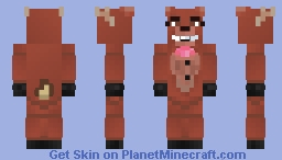 Doll the Doe - (FNaF Skin) -  By Harper Minecraft Skin