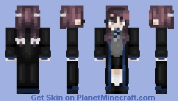 Emily Blackwood Minecraft Skin