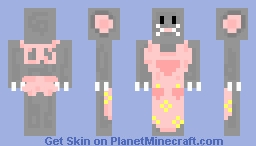 Mouse in a Apron Minecraft Skin