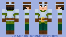 Falk the Dungeoneer Minecraft