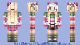 Airen Fanskin  // Jadeite Minecraft Skin