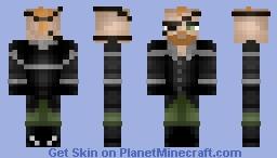 Edward Moss [Massive] Minecraft Skin