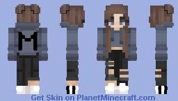 Meggles Minecraft Skin