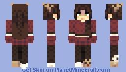 05 - Casual Christmas Minecraft Skin