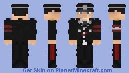 Herr Großführer Fritz Waldmann V2 Minecraft Skin