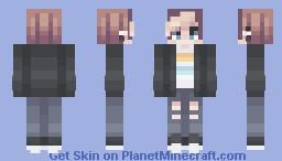 greek god // my persona uwu Minecraft