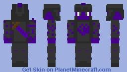 I FEEL THE POWER (Evil laugh) Minecraft Skin