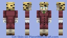 Joseph Joestar | Diamond is Unbreakable Minecraft Skin