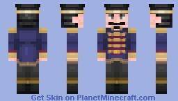 Nutcracker Prince (december 5th) Minecraft