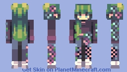 overthrown ; trade Minecraft Skin