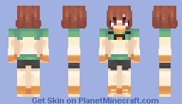 Epilobium Minecraft Skin